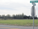 The land located at the corner of LaBounty Road and Nordic Way could soon be used as retail space. (Brent Lindquist/Ferndale Record)