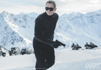 "Daniel Craig returns, possibly for the last time, as James Bond in the Sam Mendes-directed ""Spectre."""