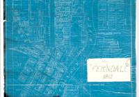 map of underground Ferndale