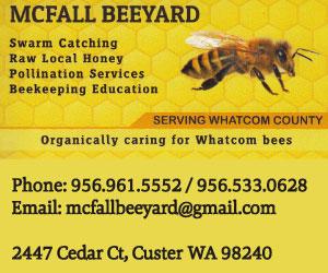 mcfall beeyard